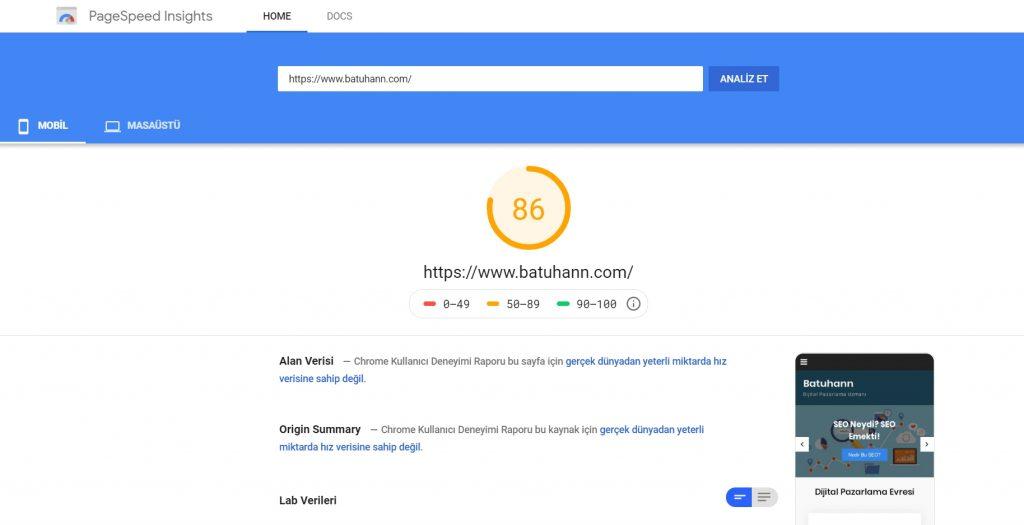 google nelere önem veriyor